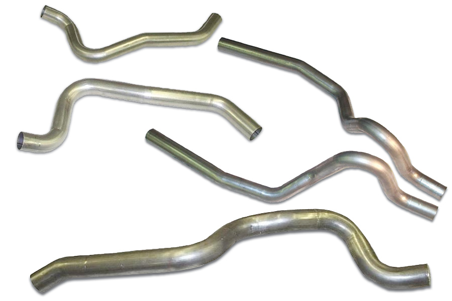 Heartthrob Mandrel Bent Exhaust Pipes - Free Shipping