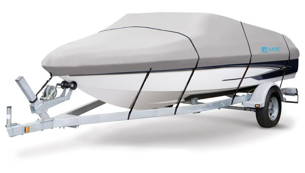 Classic Accessories Hurricane Boat Cover