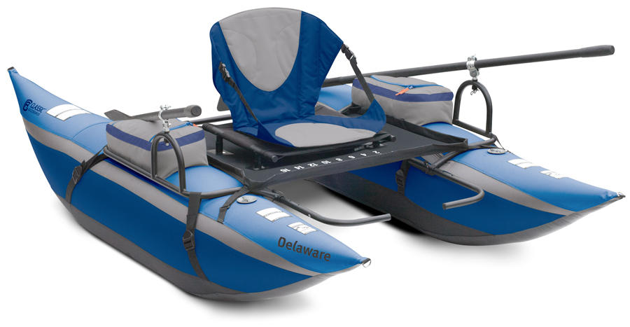 Pontoon boat interior designs had for Inflatable fishing pontoon