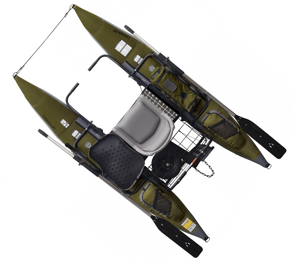 Classic 69770 - Colorado XT Pontoon Boat - New
