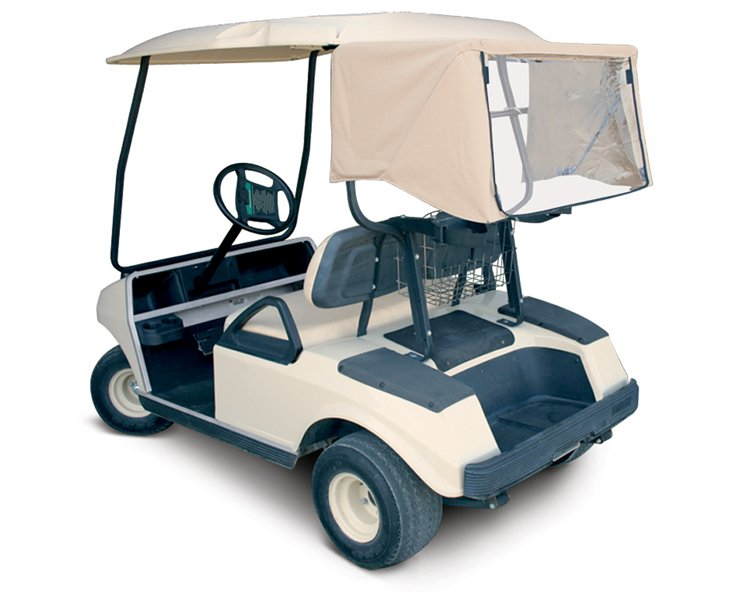 Classic Club Car Golf Cart
