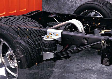 Dodge Performance Parts >> Belltech AirJack Suspension System, Belltech Air Suspension Kit