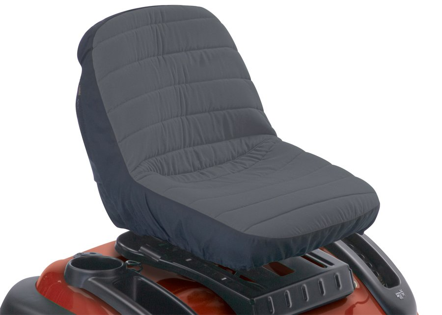 Tractor Seat And Seat Covers : Tractor seat cover classic accessories deluxe lawn