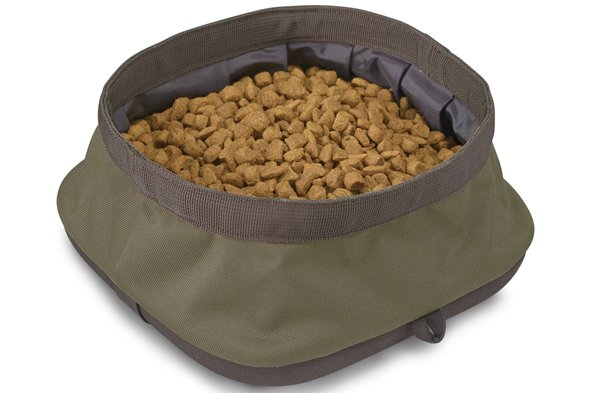 Heritage Dog Food Travel Bowl