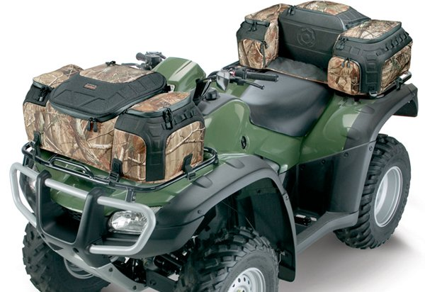 Classic Accessories Evolution ATV Rack Bag