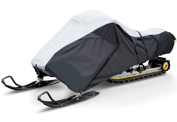 Classic Accessories Deluxe Snowmobile Travel Cover