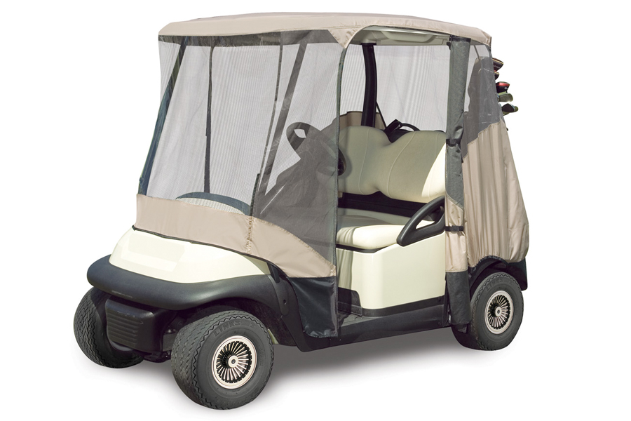 Classic accessories golf cart bug screen classic bug for Narrow golf cart