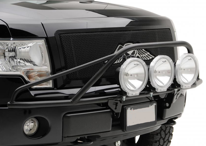 N Fab Light Bar N Fab Prerunner Bumper Light Bar