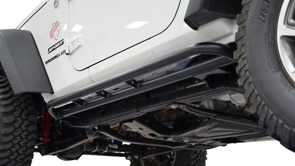 2007 2019 Toyota Tundra N Fab Rock Rails N Fab T074rkrcc