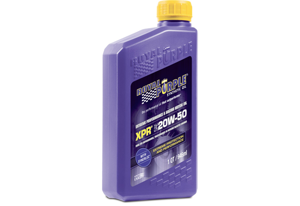 Royal Purple XPR Motor Oil