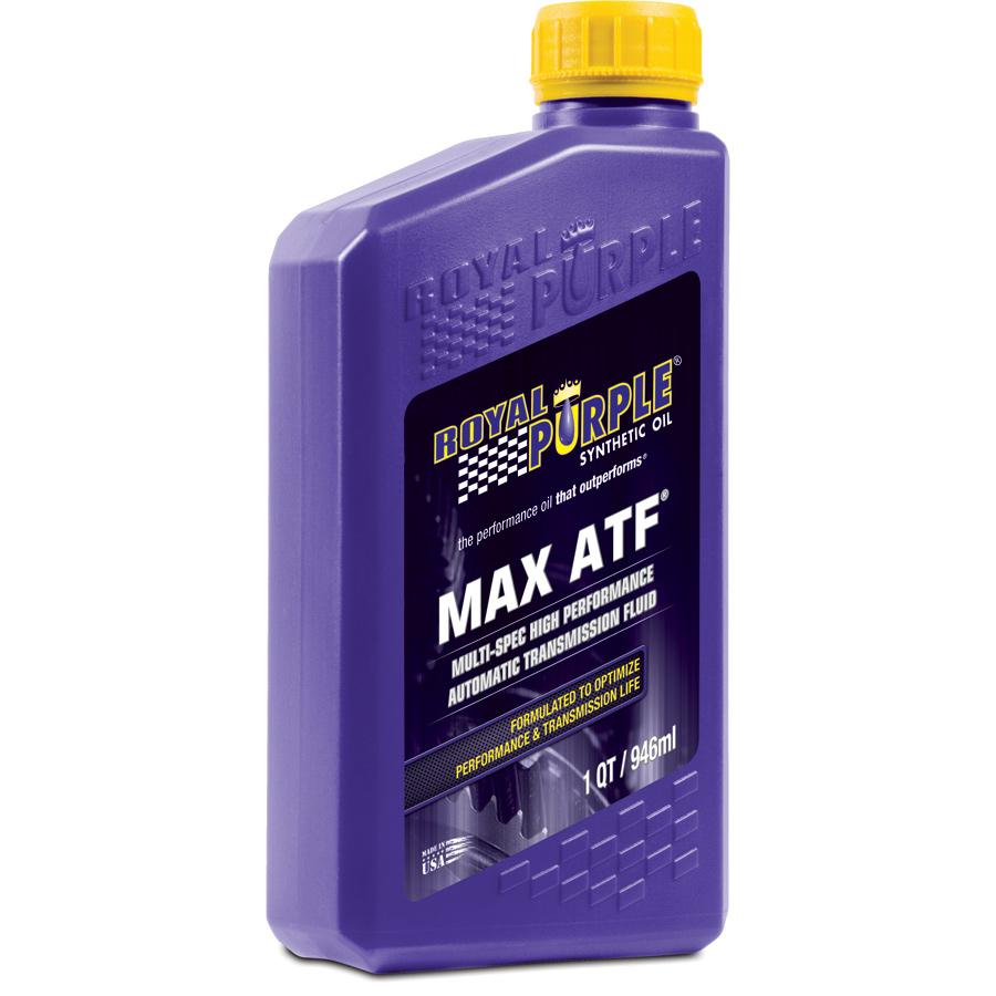 Royal Purple Max Automatic Transmission Fluid Free Shipping