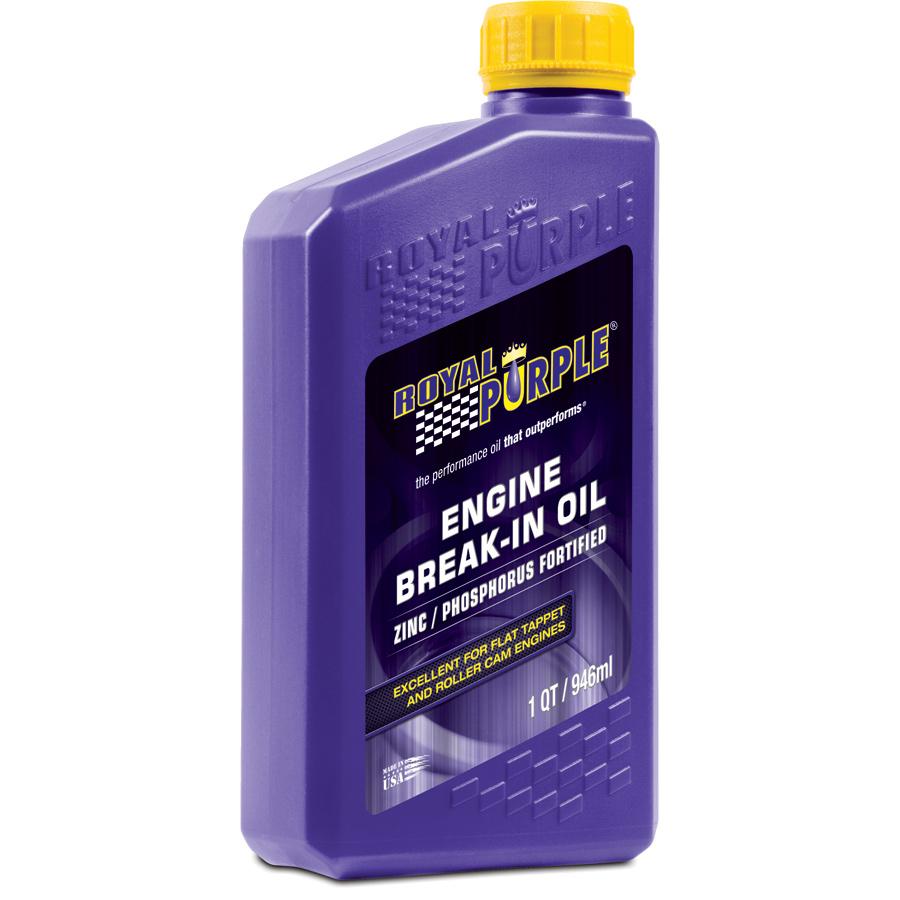 Royal Purple Break In Oil Royal Purple Break In Motor Oil
