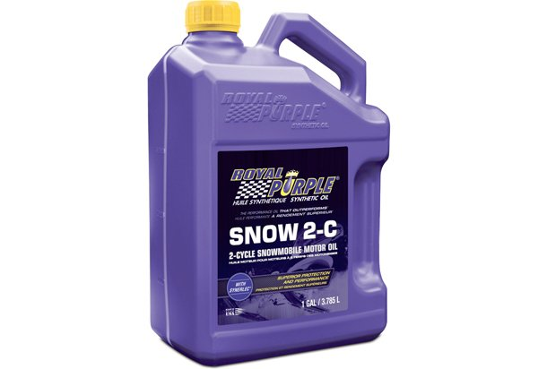 Royal Purple 2 Cycle Snowmobile Motor Oil