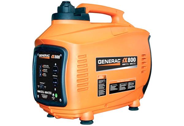 Generac iX Series Portable Generator - Invertor Ships Free