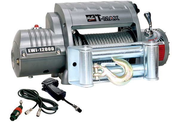 T-Max Outback Series Winch