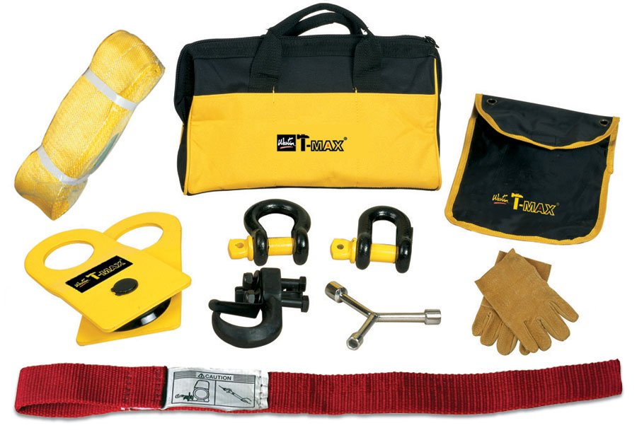 T Max Winch Accessories Tmax Winch Recovery Kit