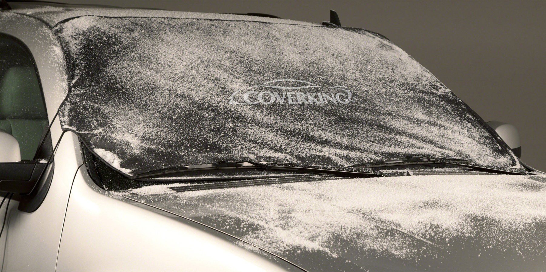 Coverking Frost Shield Free Shipping On Windshield Snow