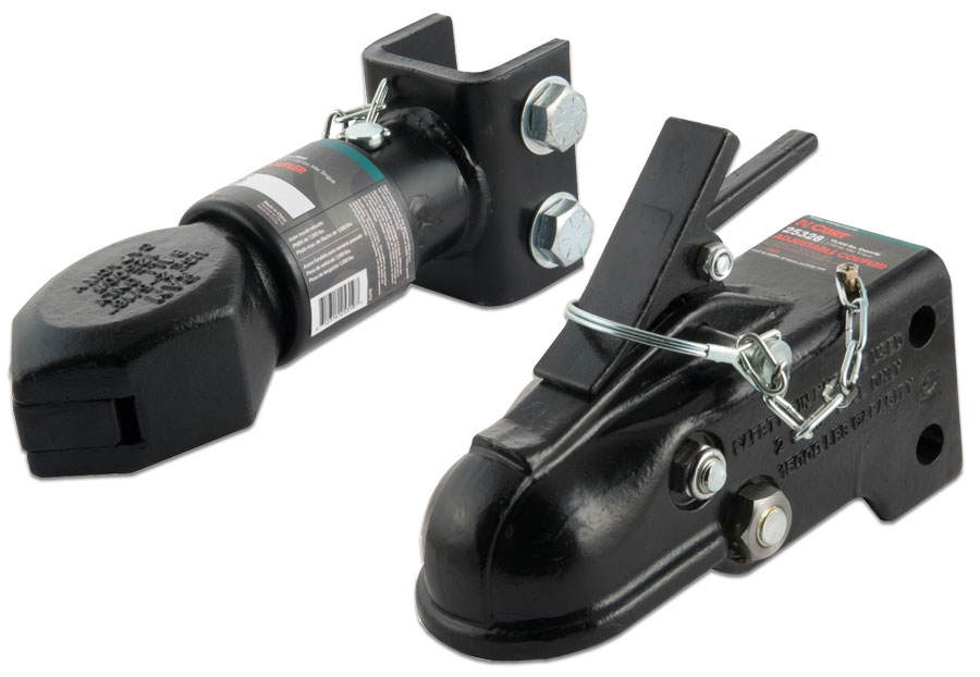 Curt Adjustable Coupler Free Shipping On Trailer Accessories