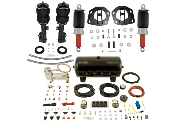 Air Lift Manual Air Suspension Kit