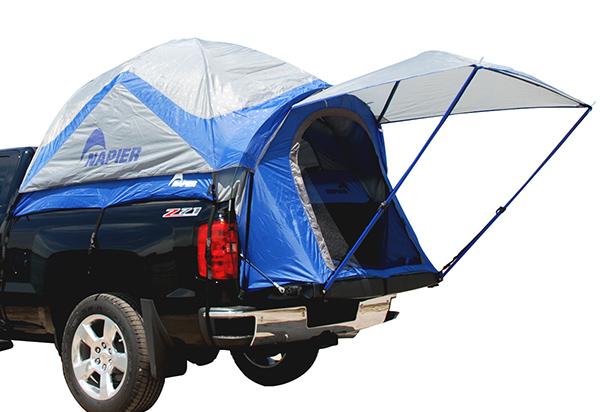 dodge ram 1500 tent free shipping napier sportz autos post. Black Bedroom Furniture Sets. Home Design Ideas