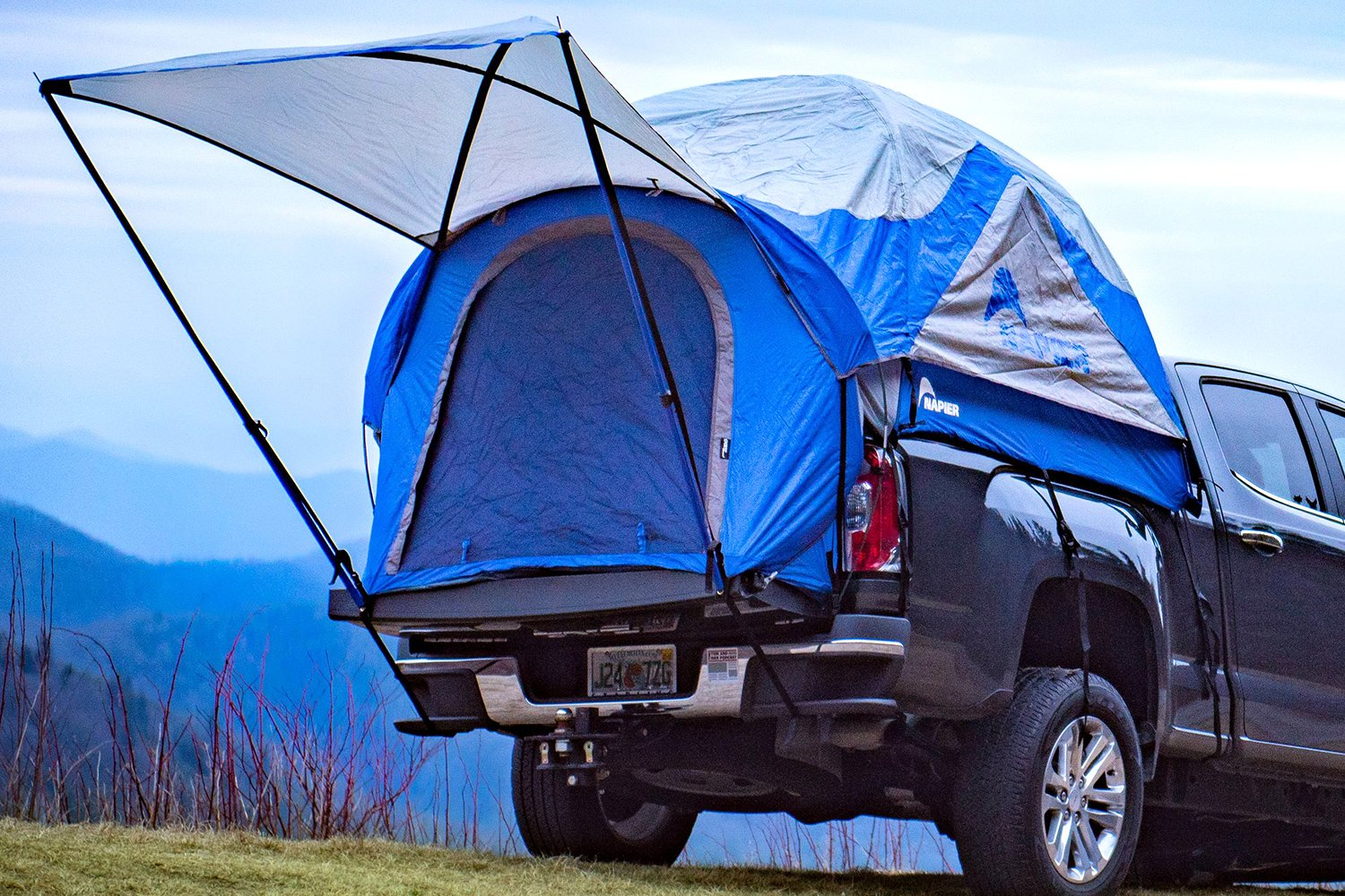 napier sportz truck tent iii sportz by napier pickup tent 3. Black Bedroom Furniture Sets. Home Design Ideas
