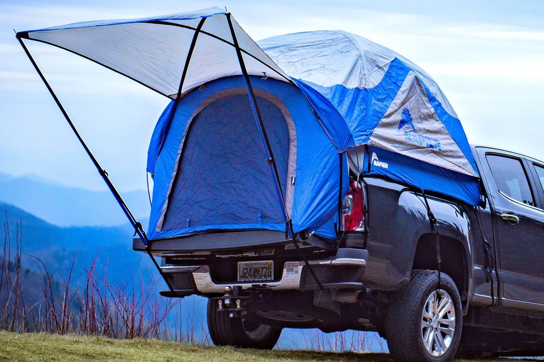 napier pickup tent sportz truck tent iii truck bed tents. Black Bedroom Furniture Sets. Home Design Ideas
