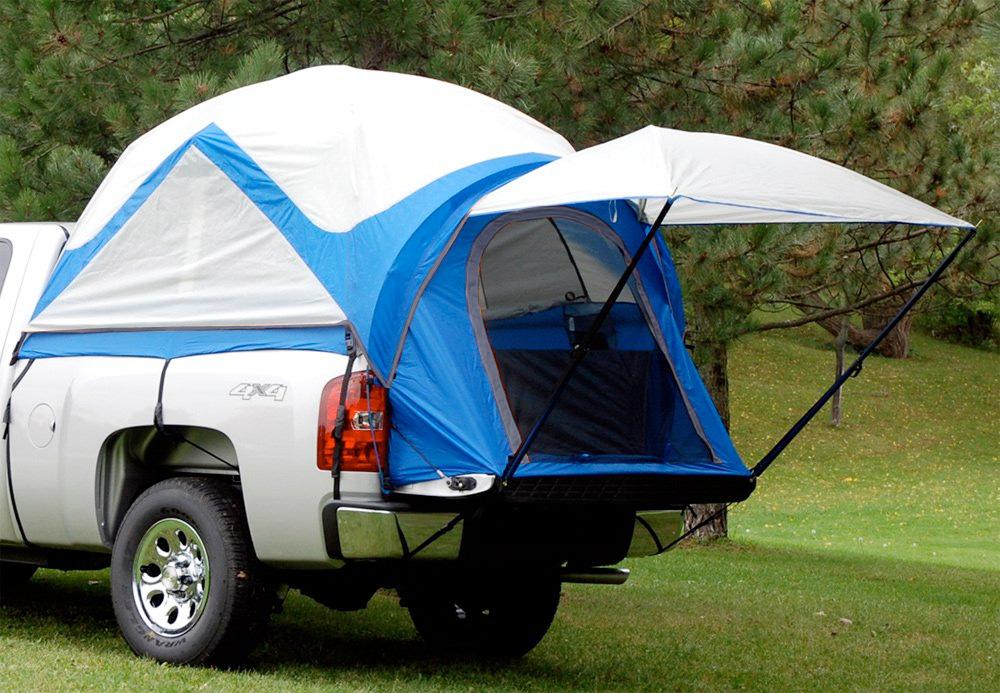 Sportz Truck Tent Iii : Napier sportz truck tent iii by pickup