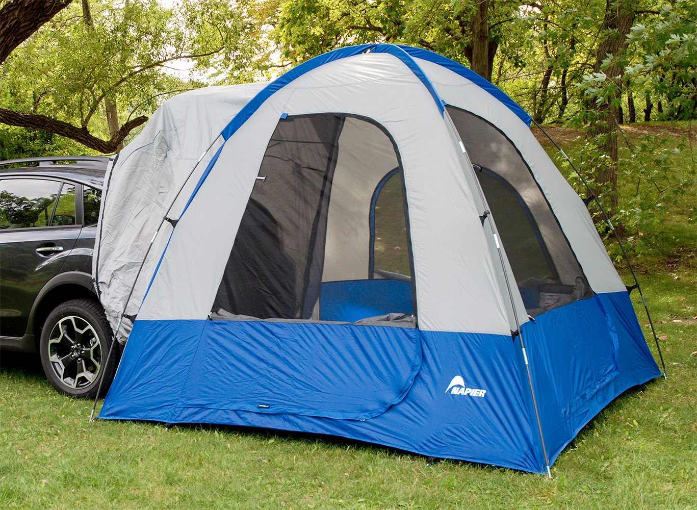 Sportz Dome-To-Go Hatchback Tent & Sportz Dome-To-Go Hatchback Tent - Camping Gear by Napier Ships Free