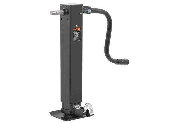 Curt Heavy Duty Square Trailer Jack
