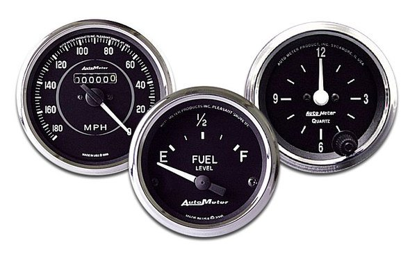AutoMeter Cobra Series Gauges