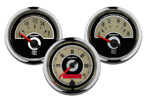 AutoMeter Cruiser Series Gauges