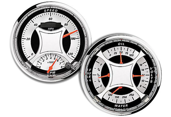 AutoMeter Street Rod MCX Series Gauges