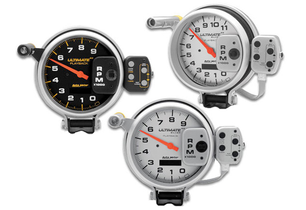 AutoMeter Ultimate Series Tachometer