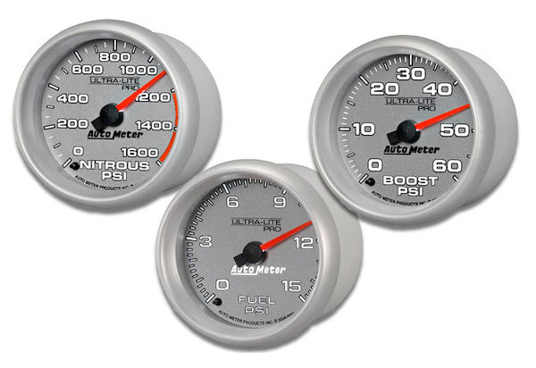 AutoMeter Ultra-Lite Pro Series Gauges