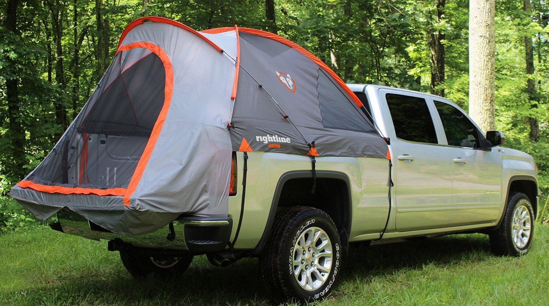 thumbnail thumbnail thumbnail thumbnail thumbnail thumbnail & 1999-2017 Chevy Silverado Rightline Gear Truck Tent - Rightline 110750