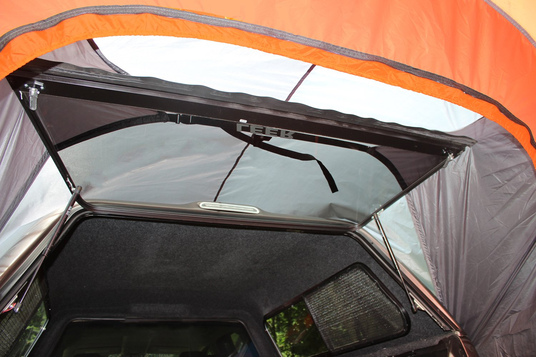 rightline gear suv tent rightline gear suv camping tent. Black Bedroom Furniture Sets. Home Design Ideas