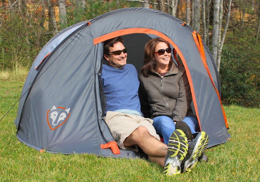 Tent Camp Right : Rightline gear pop up tent free shipping on suv camping