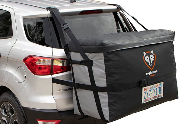 rightline gear car saddlebag  rightline gear suv cargo carrier