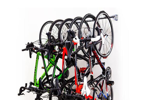 Monkey Bars Bike Rack
