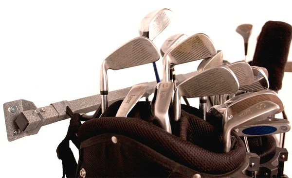 Monkey Bars Golf Bag Rack