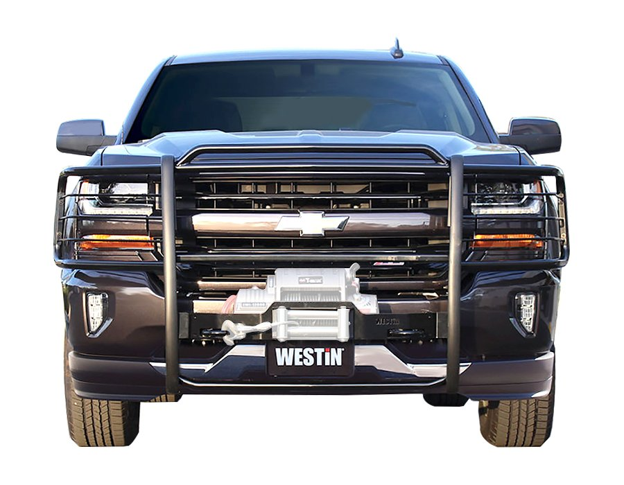 Grille Guards > Grille Guards > Westin Sportsman Winch Mount Grille