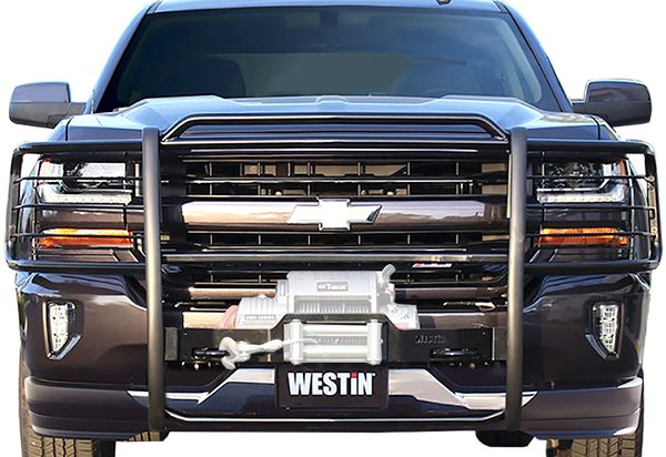Westin Sportsman Winch Mount Grille Guard