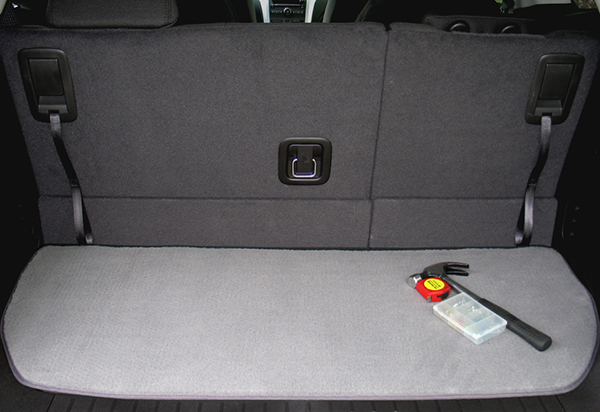 Avery's Grand Touring Cargo Mat