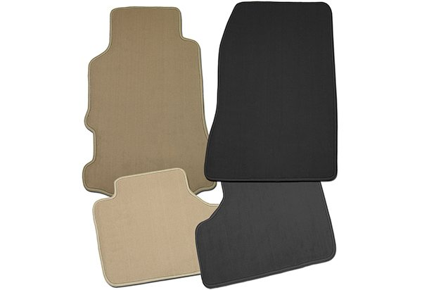 Avery's Select Touring Floor Mats