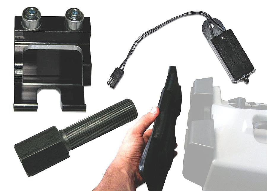 Blue Ox Brk2512 Patriot Adjustable Lockable Brake Claw