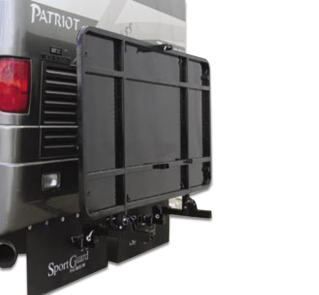 Nissan Frontier Roof Rack Parts Blue Ox RV Cargo Carrier, Motorcycle Hitch Carrier
