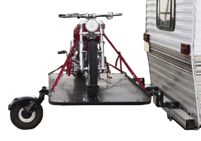 Blue Ox Rv Cargo Carrier Motorcycle Hitch Carrier