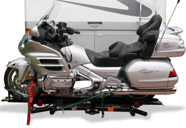 Blue Ox OverBilt SportLift Motorcycle Carrier