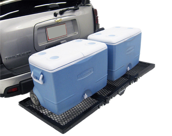 Blue Ox Cargo Carrier