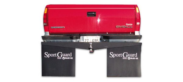 Blue Ox Sport Guard Mud Flaps